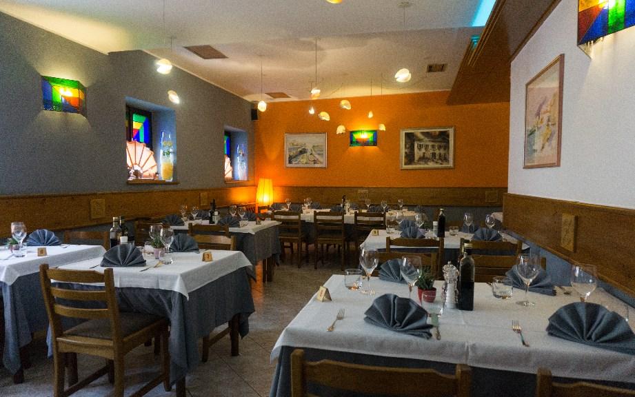 Soča Valley restaurant
